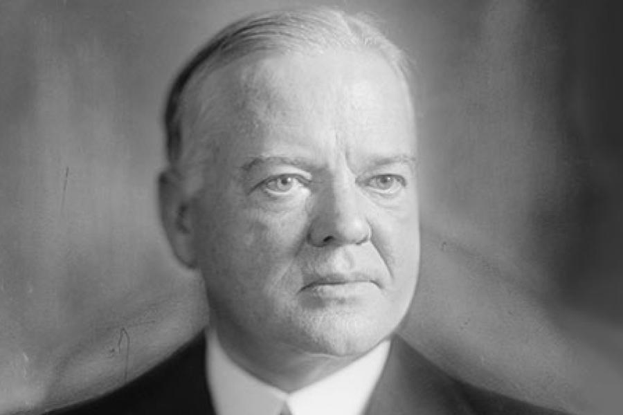 How Herbert Hoover Won the Presidency
